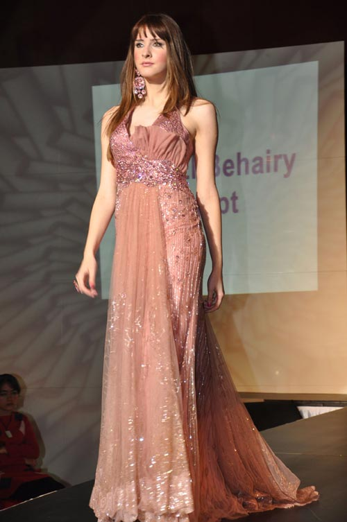 Robe de soiree madame gharsallah