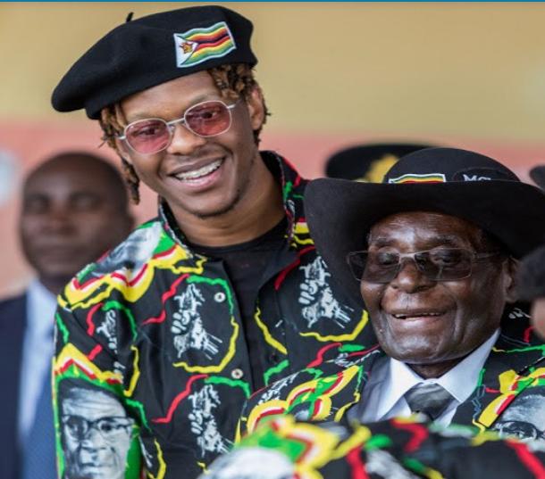 موغابي الابن: لا يمكنكم عزل أبي