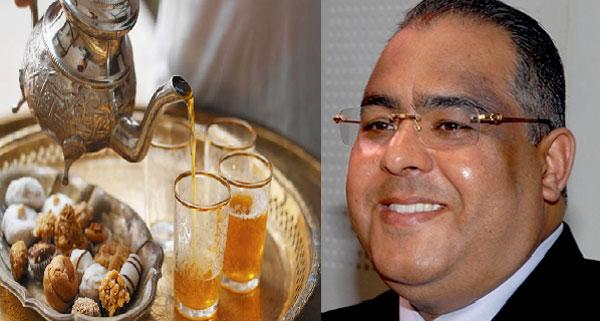 محسن حسن: 'قررت مقاطعة الشاي...'