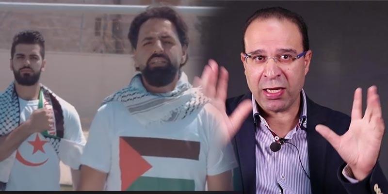 مونديال روسيا: أغنية فلسطينية لتشجيع المنتخبات العربية وعصام الشوالي يعلّق