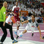 المنتخب الفرنسي يتوّج بمونديال قطر لكرة اليد