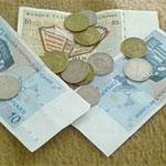 Une légère appréciation pour le taux de change du dinar tunisien