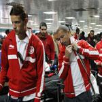 المنتخب الوطني يعود مساء اليوم إلى تونس