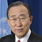 Ban Ki-moon effectuera une visite en Tunisie au début du mois d'octobre