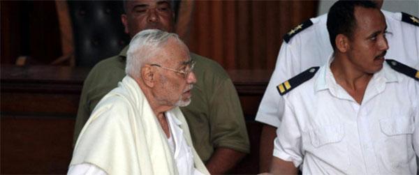 لجنة طبية رسمية تبحث حالة مرشد الإخوان السابق للبتِّ في إخلاء سبيله