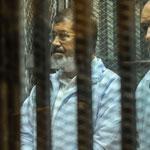 دفاع مرسي يطعن في حكمي الإعدام والمؤبد