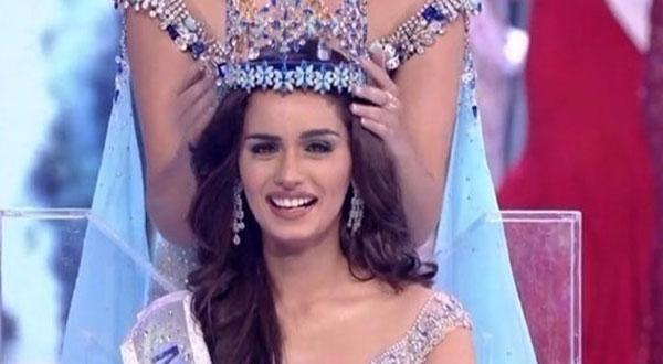 الهندية مانوشي تشيلار تتوج بلقب ملكة جمال العالم