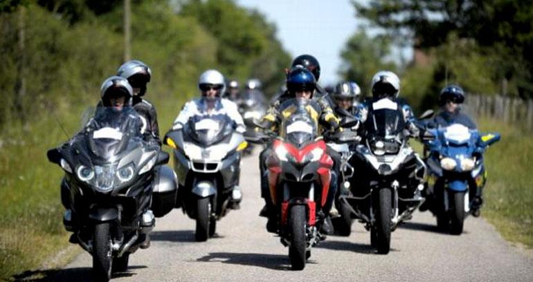 Moto : La Tunisie abrite un rallye touristique international, du 12 au 14 octobre