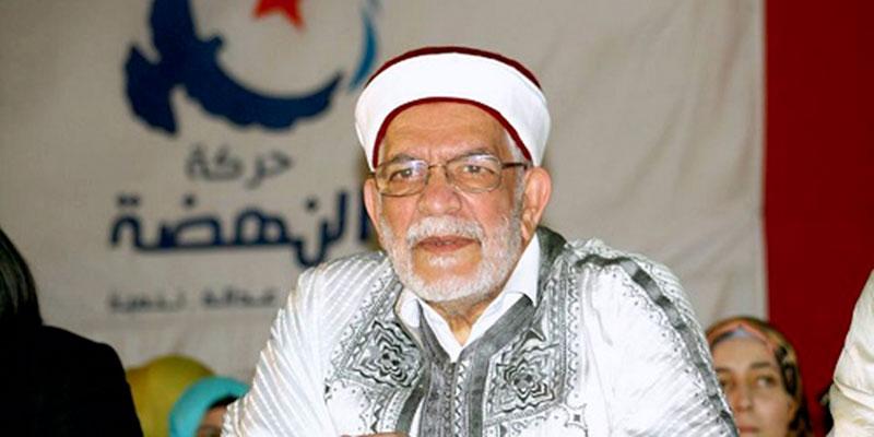 Abdelfattah Mourou présente sa candidature