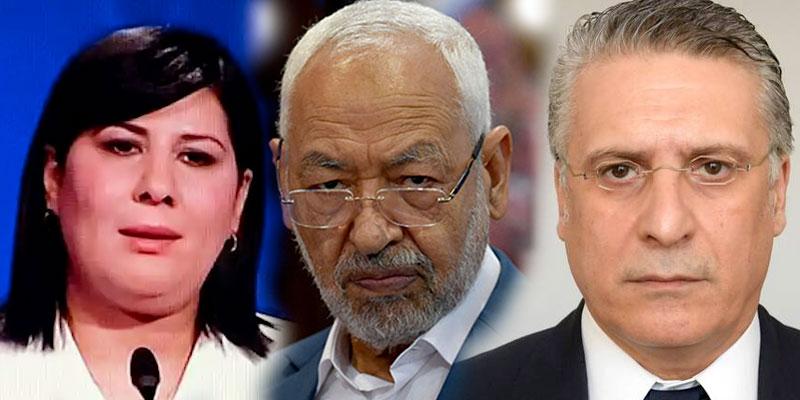 Le courant ne passe pas entre Ennahdha, PDL et Kalb Tounes