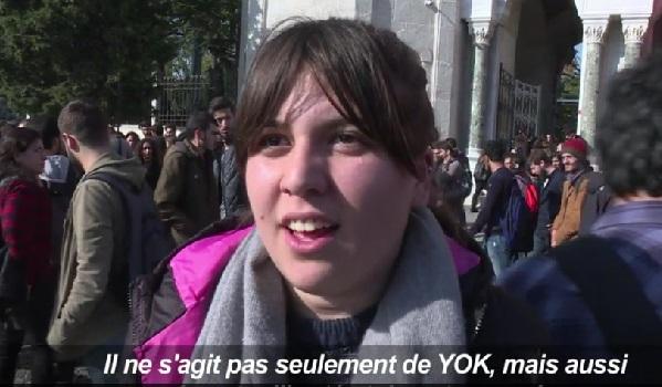 Vidéo - La Turquie à l'épreuve de la colère des étudiants