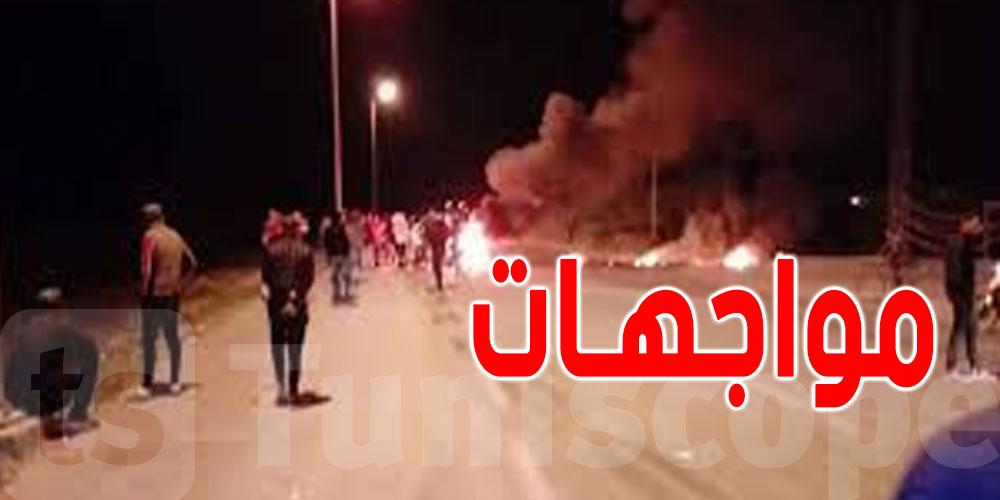 أحداث شغب بمنزل بورقيبة: إيقاف 10 أشخاص