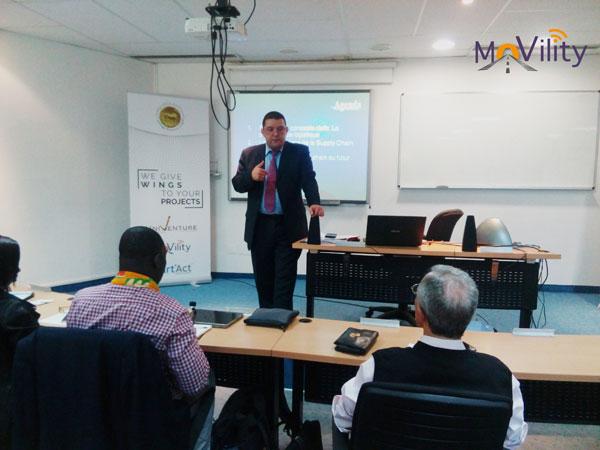 Lancement de la 3ème édition du Concours d'Idéation MoVility par ESPRIT, Wiki Start Up et Carthage  Business Angel