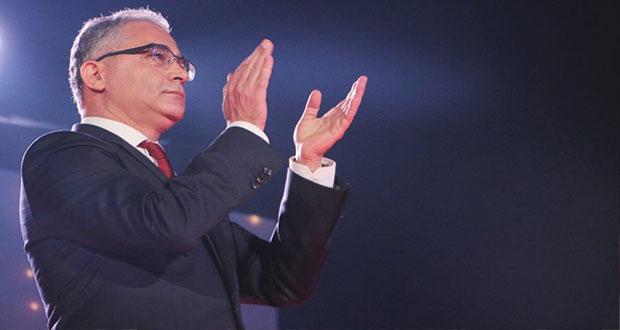 مرزوق يدعو المعارضة إلى تكوين جبهة جمهورية