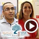 En vidéos - Journée portes ouvertes à la MSB : L'université présente ses programmes et ses perspectives