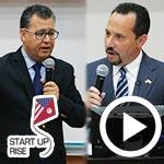 En vidéos : Nomane Fehri et Daniel Rubinstein ensemble pour RISE de TAYP