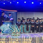 MSB : une cérémonie très touchante pour les lauréats du Mba 2015