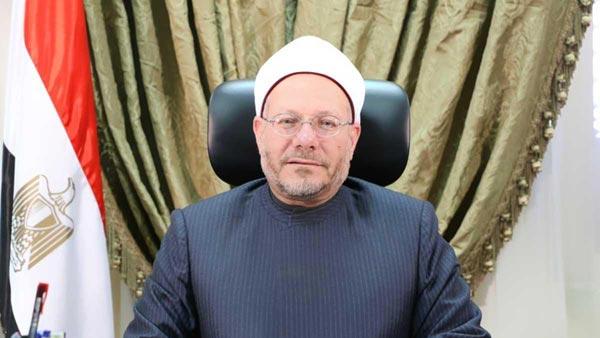 مفتي مصر يحذر من خطورة ''الفتاوى المضللة''