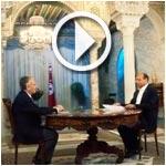 En vidéo : Moncef Marzouki interviewé par Yadh Ben Achour