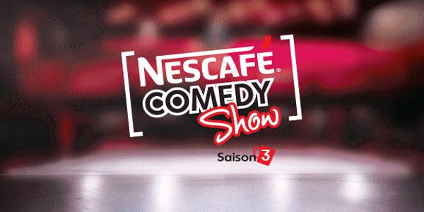 NESCAFÉ Comedy Show Saison 3: L'aventure Commence