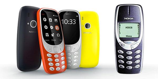 En vidéo :  Le Nokia 3310 revient dans une version modernisée en couleur