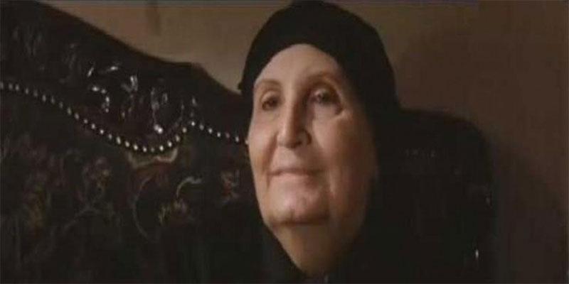 وفاة الفنانة نادية رفيق عن عمر يناهز 85 عاما