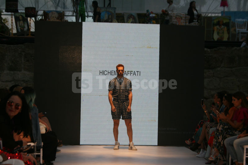 Tunis Fashion Week : Défilé Let me Be by Hichem Naffati