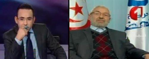 Rached Ghannouchi : Ennahda répondra aux propositions de Hamadi Jebali