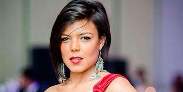 En photos : Nahed El Sebaï habillée par Esthere Maryline au Festival International du Film du Caire
