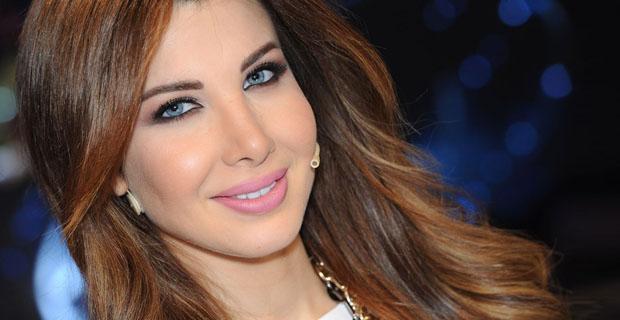 نانسي عجرم تقاطع برنامج رامز جلال بعد فضيحة نيشان