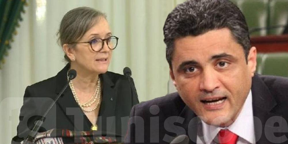 Hasouna Nasfi : le RCD est présent dans le nouveau gouvernement
