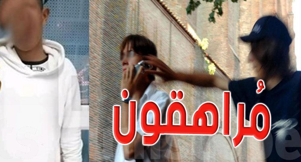 سيدي حسين: أعمارهم بين 16 و17 سنة ويفتكّون هاتف مراهق