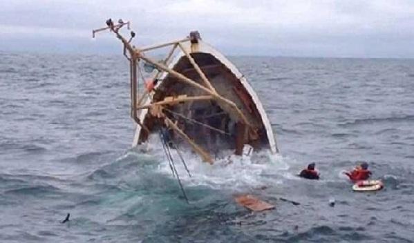 Naufrage du bateau de migrants : Arrestation du capitaine du bateau et un agent d'une compagnie maritime
