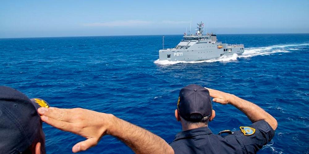 En Photos : Coopération navale Tunisie-Otan