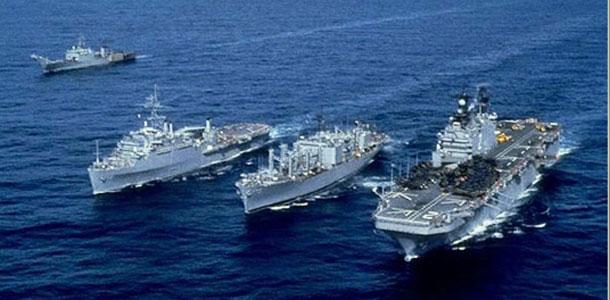 Des navires militaires de l'OTAN en Tunisie, dans le cadre d'une coopération militaire
