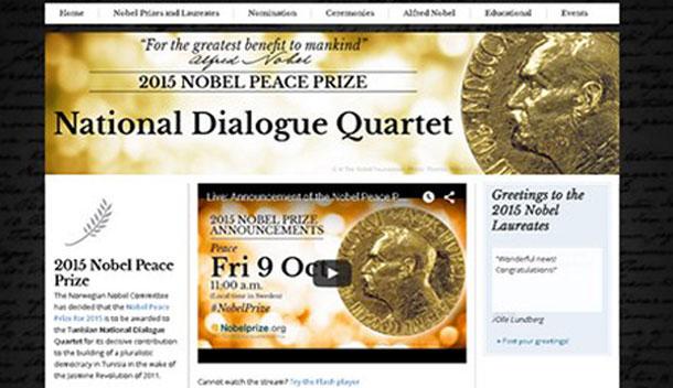 Nobel de la paix : Une bouffée d'oxygène pour les Tunisiens, selon David Thomson