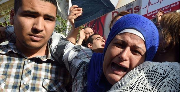 Sonia Rejeb, partie seule en Libye à la recherche de son fils 'Nedhir Ktari'