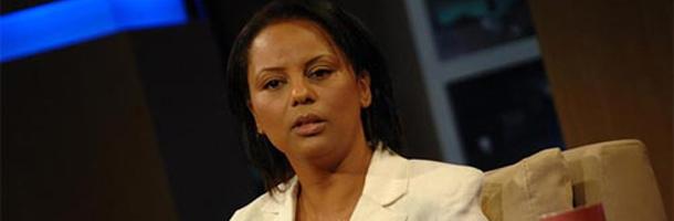 Nejiba Hamrouni, une fervente militante pour la liberté de la presse...