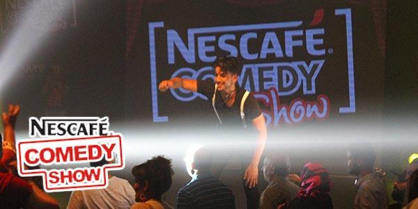 En vidéo : El Felija de Mohamed Ali Tounsi nouveau spectacle de NESCAFÉ Comedy Show