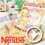 En Vidéo : Nestlé organise un Méga petit déjeuner pour une bonne nutrition