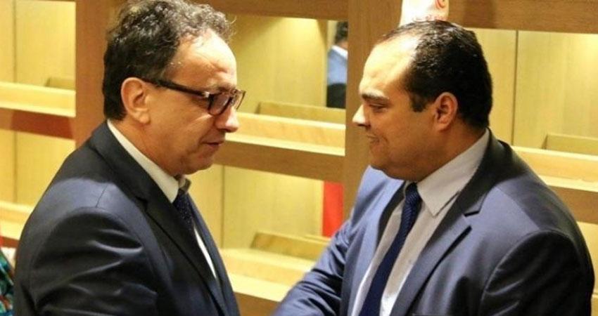 رئيسان للجنة المركزية لنداء تونس