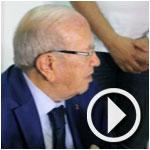 En vidéo : Béji Caid Essebsi : Nidaa Tounes pourrait être le premier