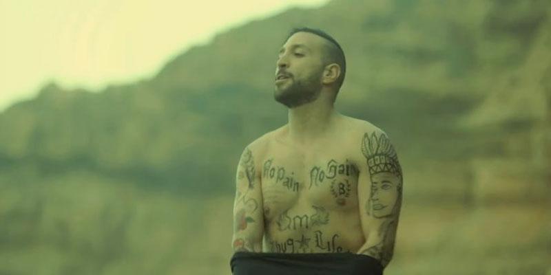 En photo : Nidhal Saadi réagit aux critiques concernant ses tatouages
