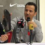 Nike court les rues de la Tunisie