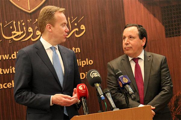 Khémaies Jhinaoui annonce la réouverture de l'ambassade de Norvège à Tunis
