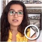 Vidéo: Nour Ben Rayana réussit sa '9ème' avec 19,06 de moyenne générale