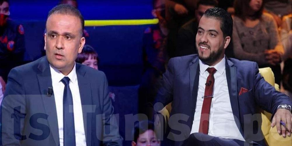 بن نصير لوديع الجريء: ''تصريحاتك باش تُؤجج الوضع العام''
