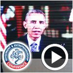 En vidéo : Le message de Barack Obama aux Tunisiens