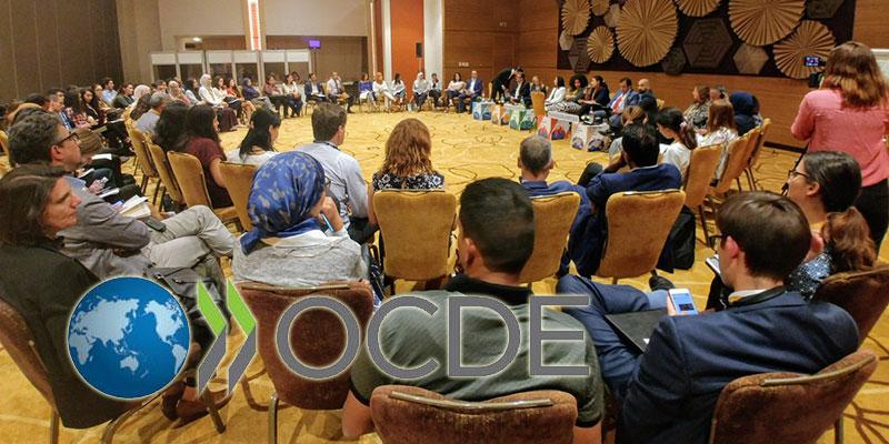 '' Cabinet des Citoyens'' organisé par l''Organisation de coopération et de développement économique, dans le cadre des Journées MENA-OCDE