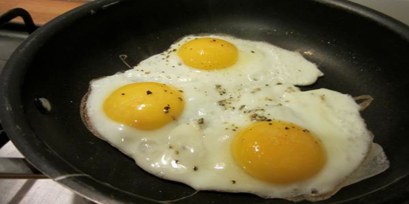 Manger fréquemment des œufs est mauvais pour la santé